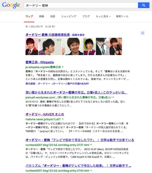 Google wakabayasi